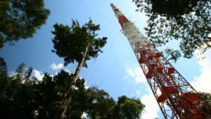 Torre ATTO, no Amazonas