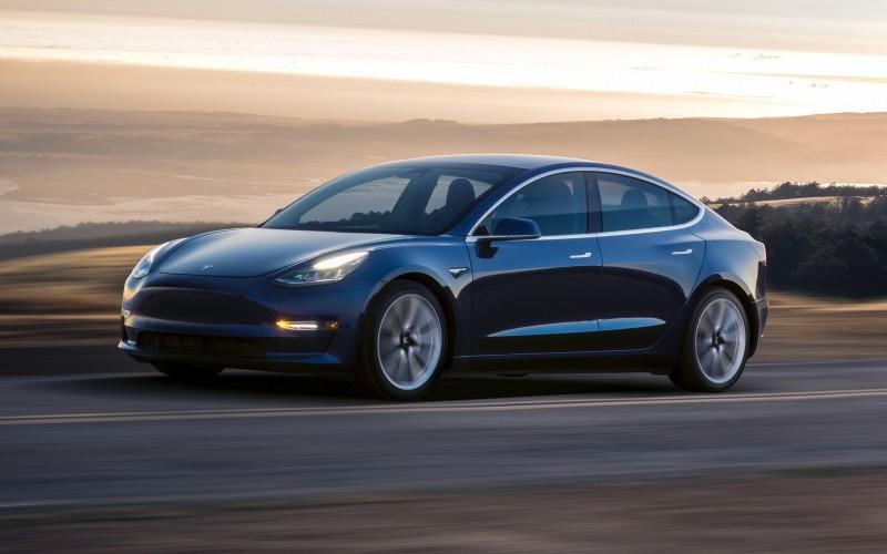 O Modelo 3 (Foto: Tesla)