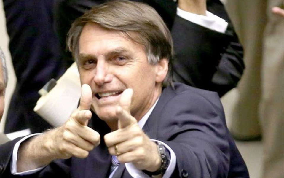 O presidente Jair Bolsonaro (Foto: Agência Câmara)